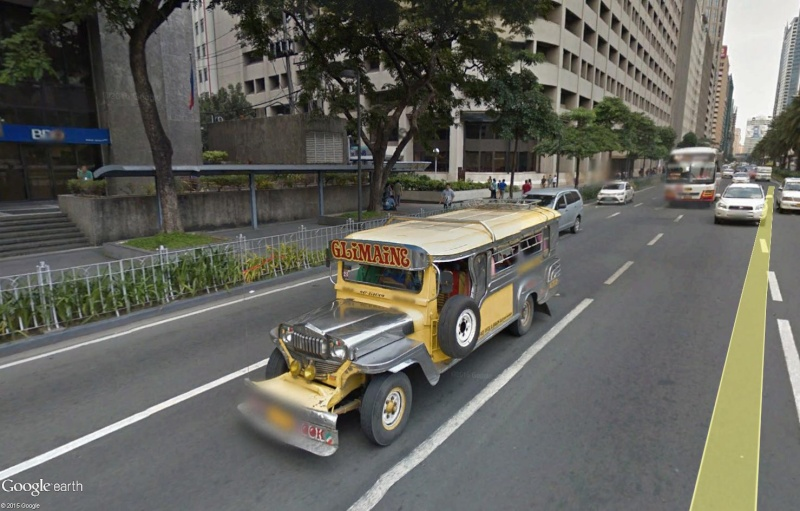 STREET VIEW : à la découverte des Jeepneys - Philippines Sans_122