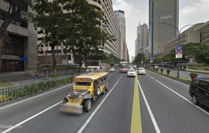 STREET VIEW : à la découverte des Jeepneys - Philippines Sans_123