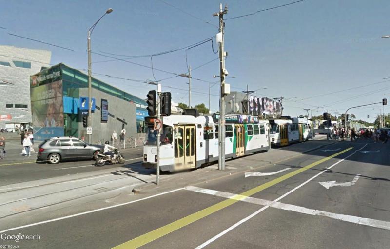STREET VIEW : les tramways en action - Page 2 Sans_124