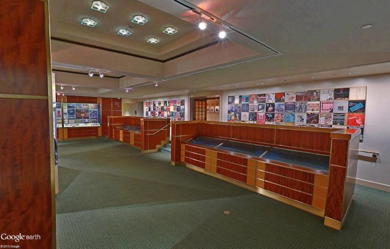 STREET VIEW : les musées en visite virtuelle - Page 8 Sans_303