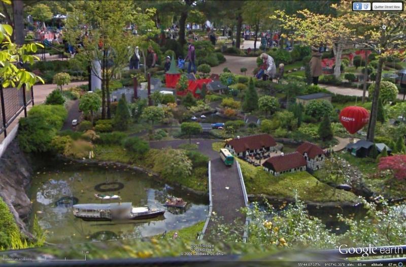 Parc Legoland, Billund - Danemark Sans_351