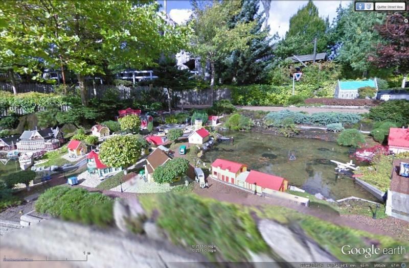 Parc Legoland, Billund - Danemark Sans_353