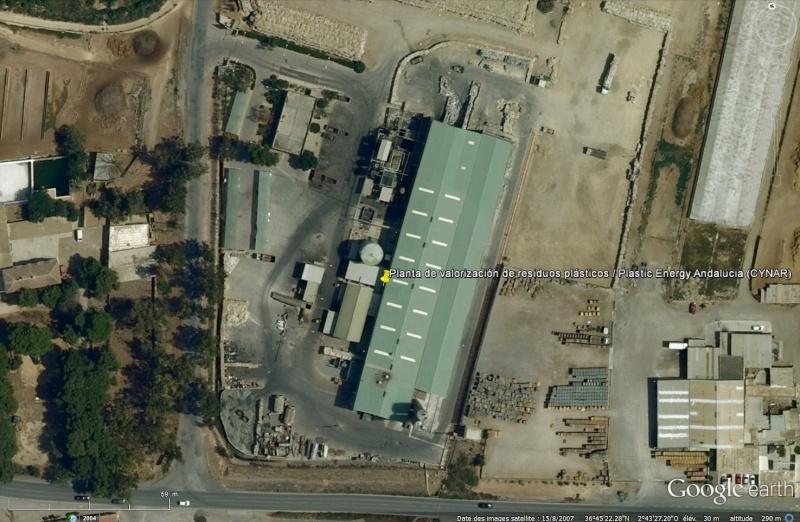Rouler au plastique : focus sur l'usine CYNAR d'Almería - Espagne Sans_411