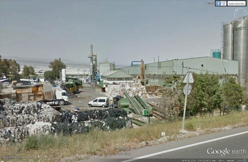 Rouler au plastique : focus sur l'usine CYNAR d'Almería - Espagne Sans_412