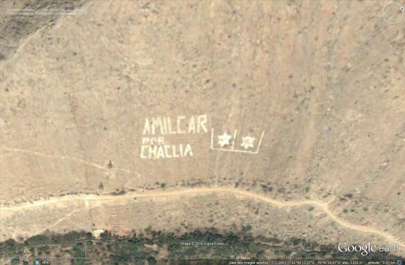 Ecritures plus quelques dessins au Pérou Sans_448