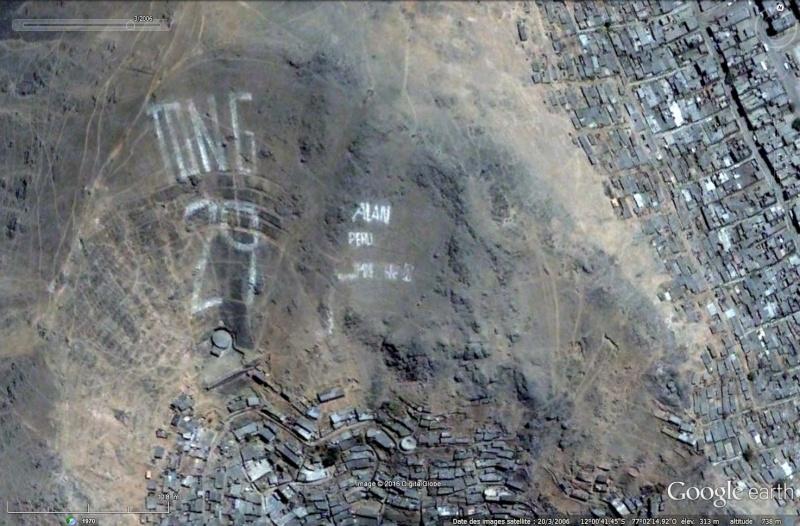 Ecritures plus quelques dessins au Pérou Sans_453
