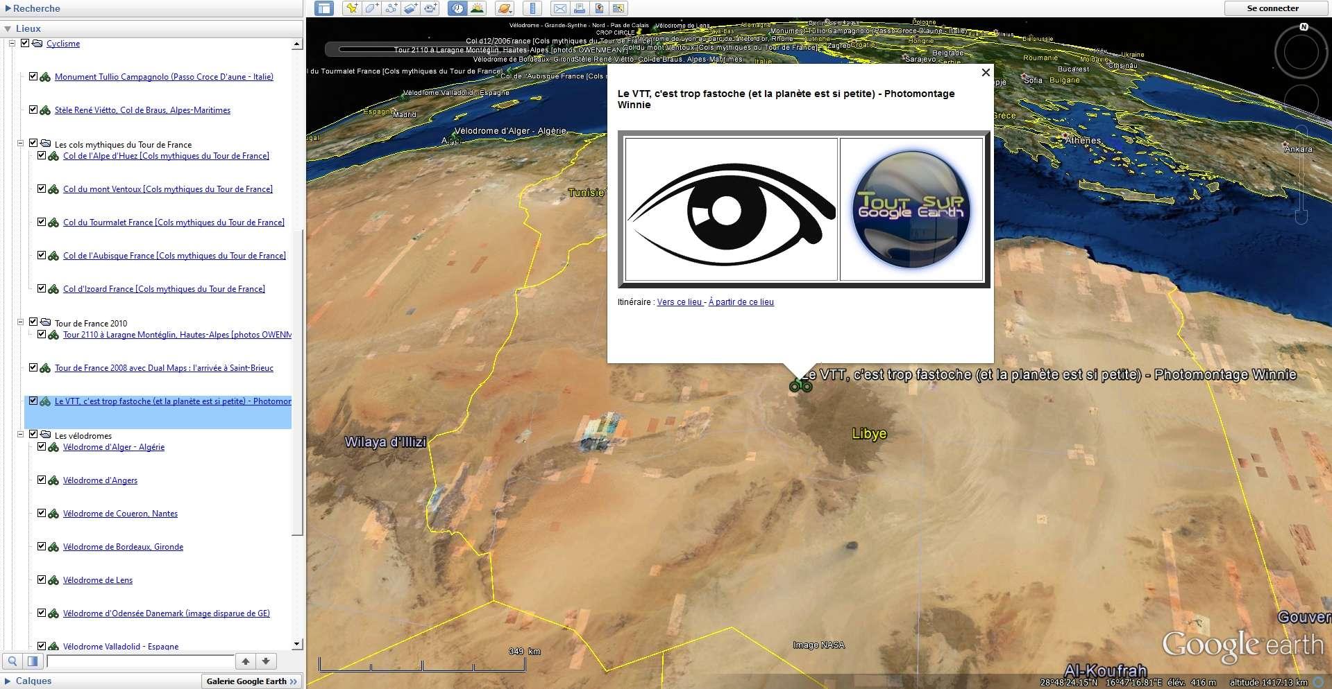 """[KML] Le sous-forum """"Cyclisme"""" au 03/12/2015 en un seul fichier Sans_t79"""