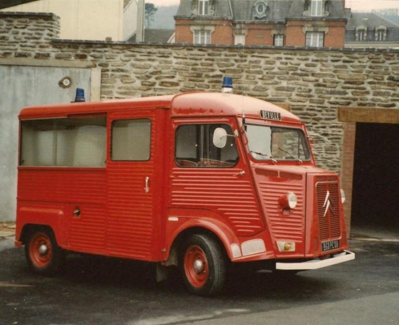 Les pompiers des Ardennes aiment CITROËN 13100