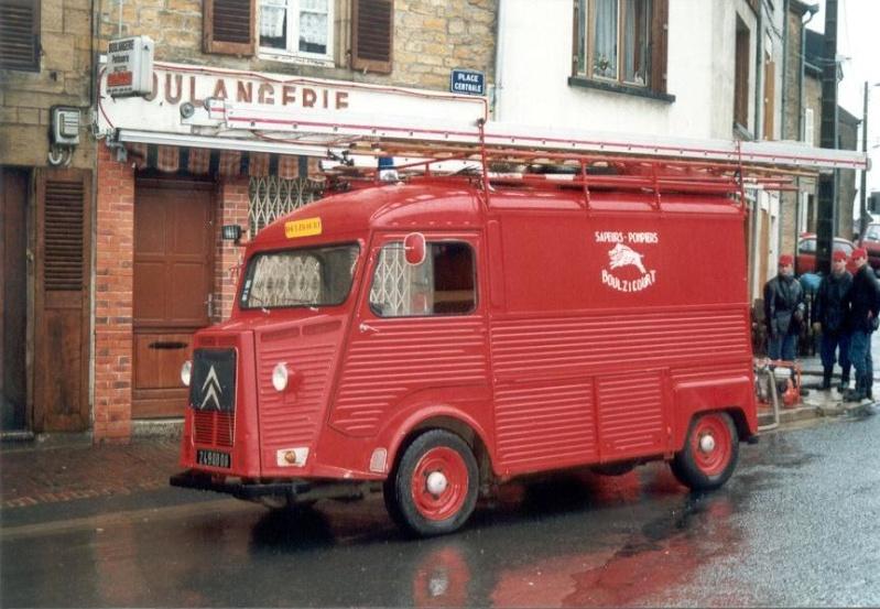 Les pompiers des Ardennes aiment CITROËN 4104