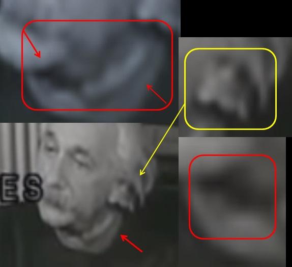 A. EINSTEIN: MONIGOTE DE LOS ILLUMINATI Ae11