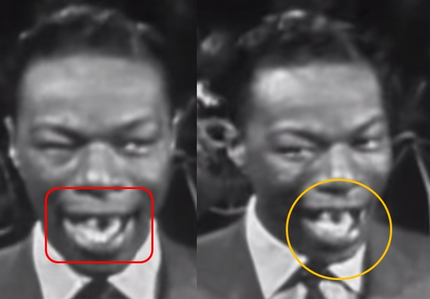 "NAT KING COLE,  EL ""INOLVIDABLE""  Llllla25"