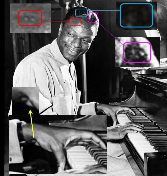 "NAT KING COLE,  EL ""INOLVIDABLE""  Na10"