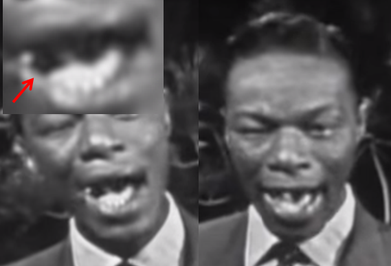"NAT KING COLE,  EL ""INOLVIDABLE""  Na19"