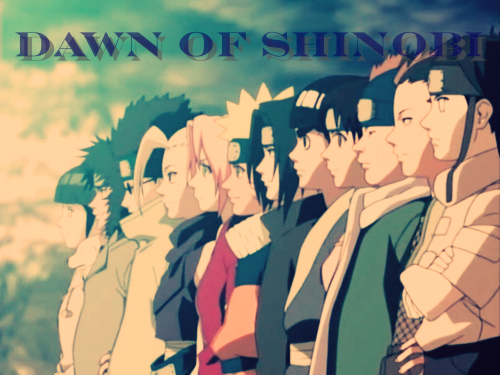 Dawn Of Shinobi