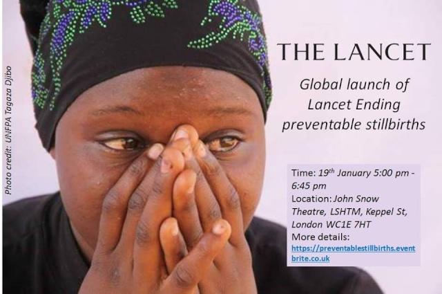 19 de Enero: Lanzamiento Mundial de la nueva serie sobre Muertes Intrauterinas Prevenibles de The Lancet. 12400911
