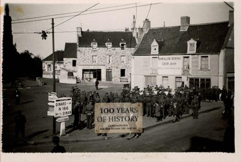 Pleurtuit, Ille-et-Vilaine, 1940-41 Pleurt10