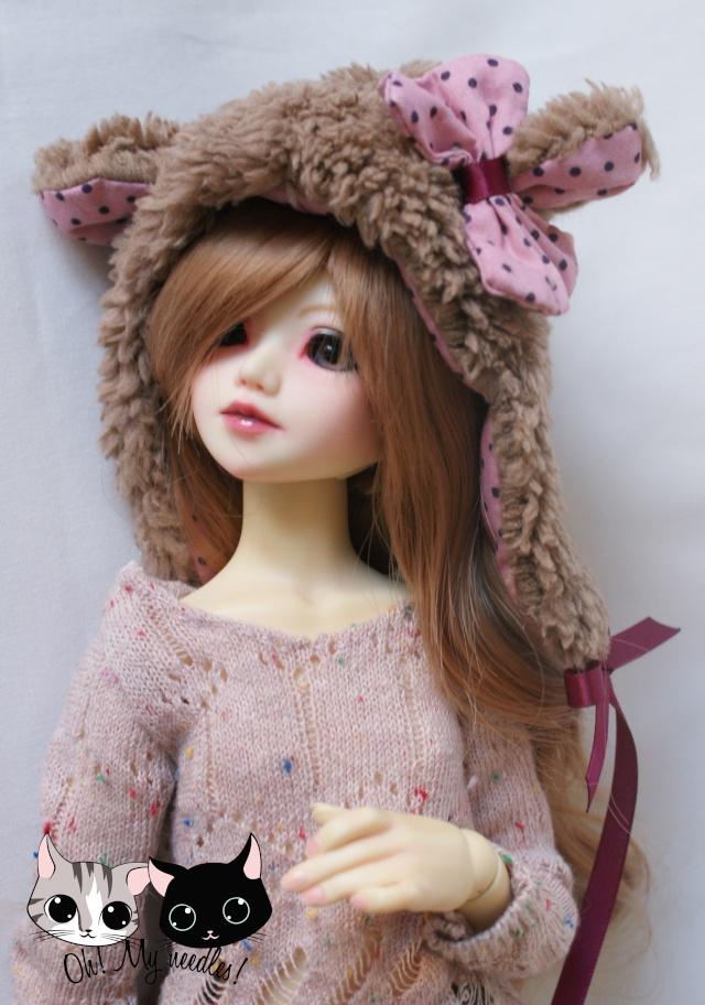 Oh! My needles - Robe Kikipop et tenue Nena 02 (19-07) p.9! - Page 8 Bonnet10
