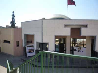 Les Nouveaux Centres Culturels de Meknès Centre13