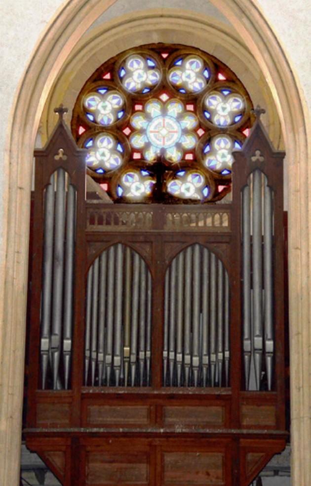 le grand orgue Apb1710