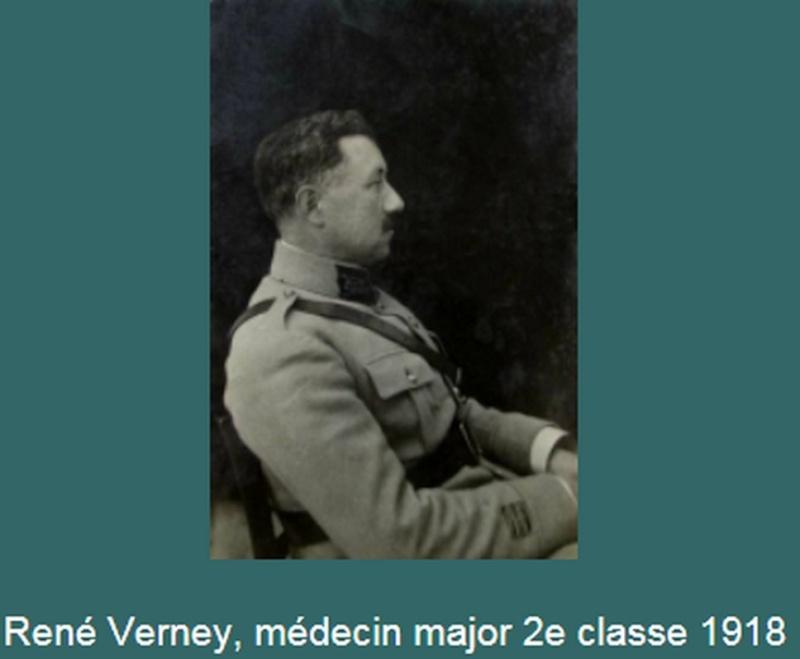 RENE VERNEY  médecin  Apb2310