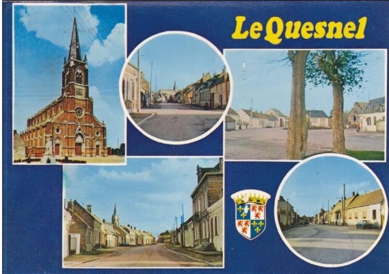 cartes postales originales de LE QUESNEL Carte_11