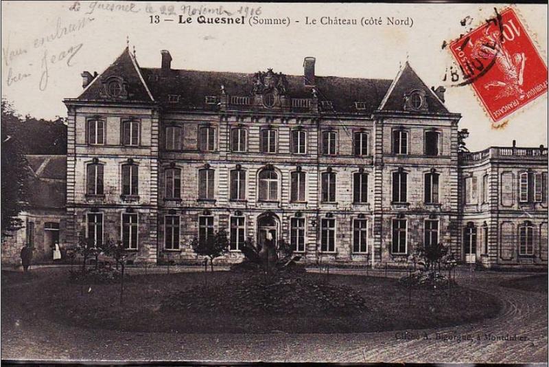 histoire du CHATEAU de LE QUESNEL Chatea10
