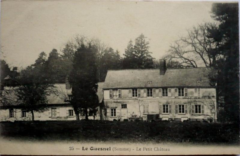 le CHATEAU : photos, cartes postales anciennes et photos actuelles Le_pet10