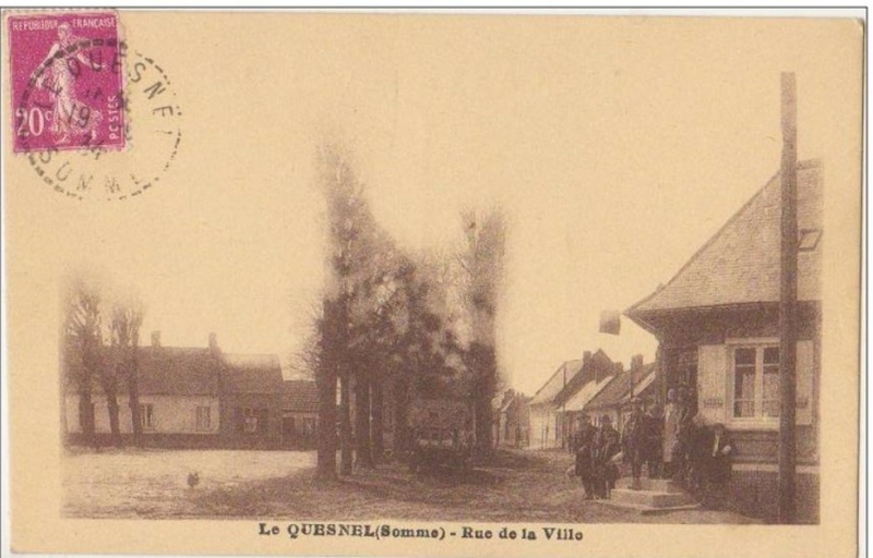 rue GASTON BLANCHARD (anciennement rue de la Ville) Place_10