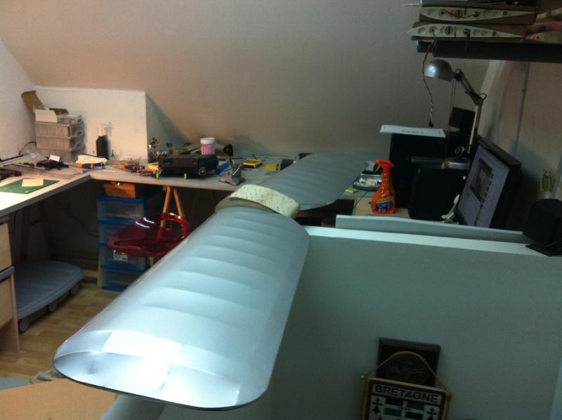 "Le nouveau venu! ""Tiger Moth + SAITO 20cc 4tps"" - Page 2 Img_1018"