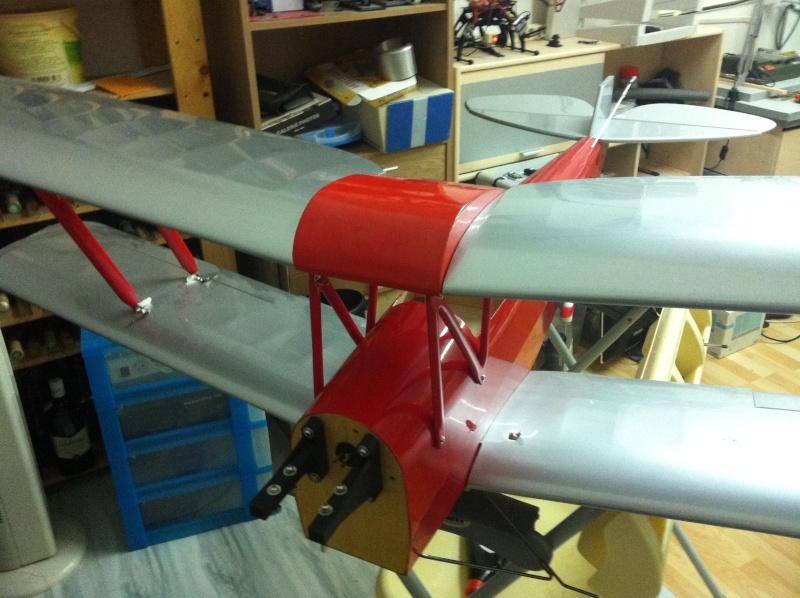 "Le nouveau venu! ""Tiger Moth + SAITO 20cc 4tps"" - Page 2 Img_1112"