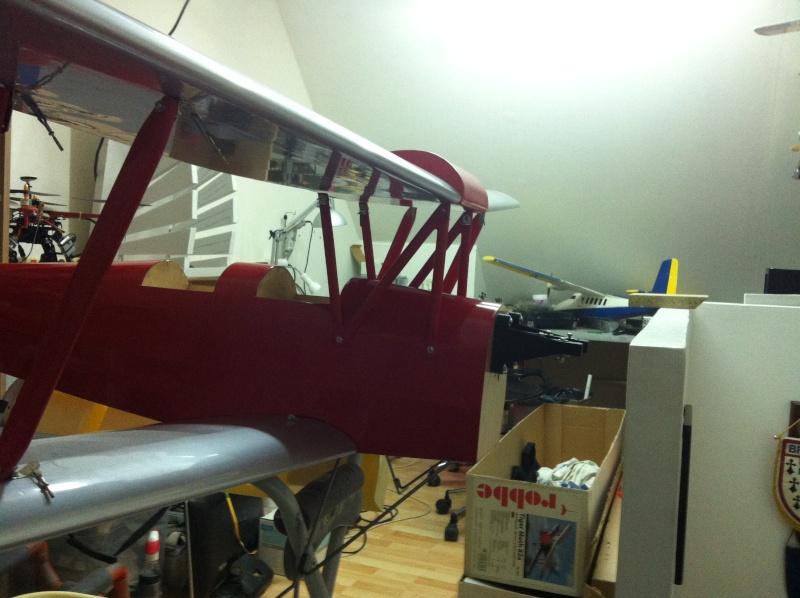 "Le nouveau venu! ""Tiger Moth + SAITO 20cc 4tps"" - Page 2 Img_1113"