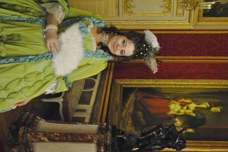 [Vaux 2015] Robe à la française & robe XVIIIe _dsc0015