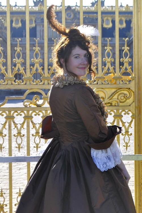 [Vaux 2015] Robe à la française & robe XVIIIe _dsc0017