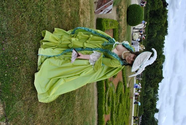 [Vaux 2015] Robe à la française & robe XVIIIe _dsc0112