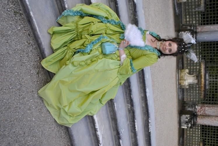[Vaux 2015] Robe à la française & robe XVIIIe _dsc0210
