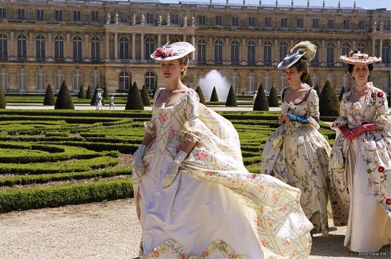 [Vaux 2015] Robe à la française & robe XVIIIe Ma210