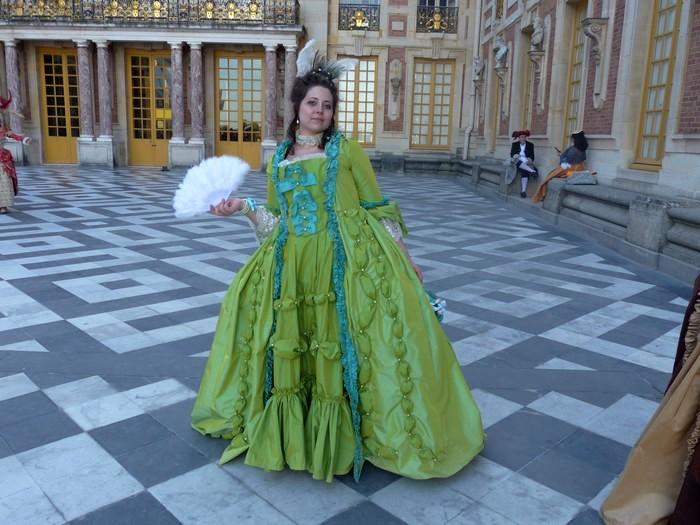 [Vaux 2015] Robe à la française & robe XVIIIe P1220210
