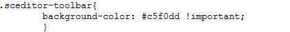 fff - Pas de fenêtre étendue pour nouveau sujet Scedit10