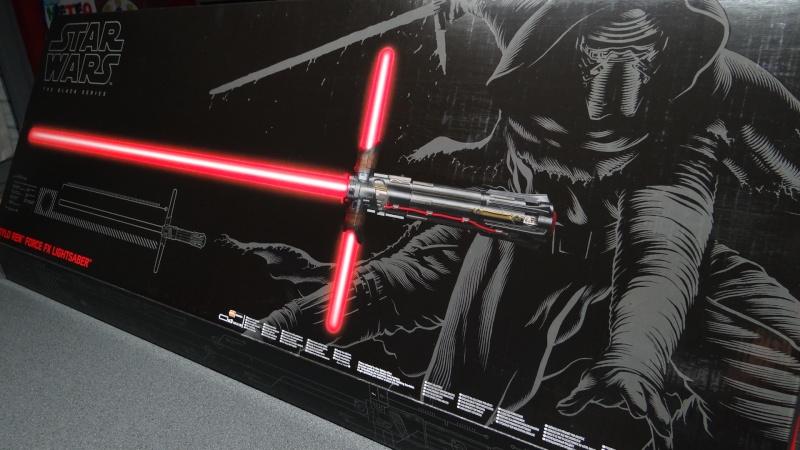 "Sabre Laser FORCE FX  ""KYLO REN""  Dsc05211"