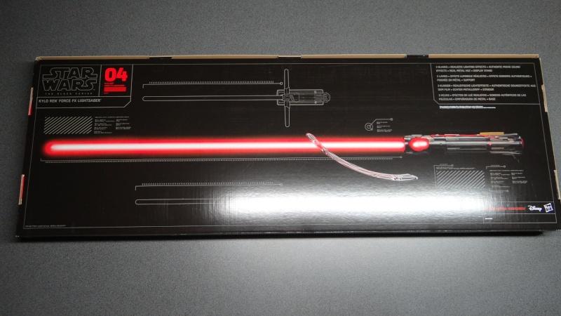 "Sabre Laser FORCE FX  ""KYLO REN""  Dsc05212"