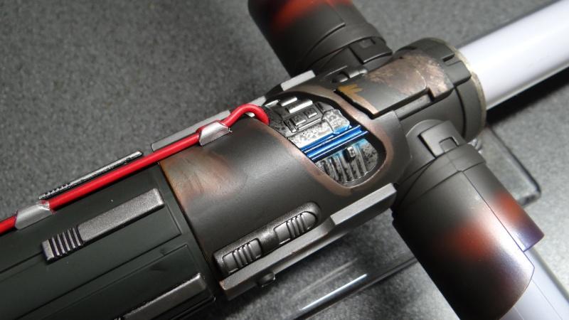 "Sabre Laser FORCE FX  ""KYLO REN""  Dsc05217"