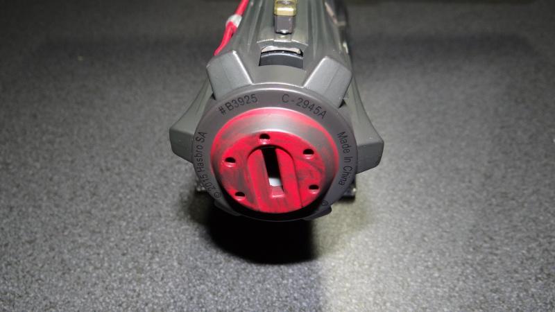 "Sabre Laser FORCE FX  ""KYLO REN""  Dsc05219"