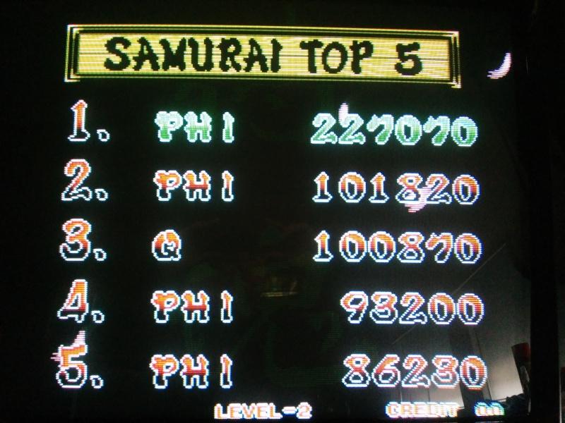 [JEU] Le jeu du moment - n°1 - Samurai Spirits Img_2041