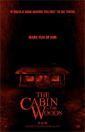 The cabin in the woods The-ca10