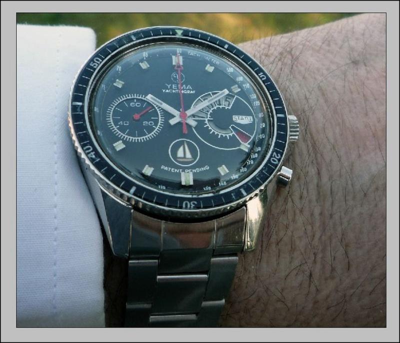 Yachtingraf la plus belle montre de régate. Yema2_10