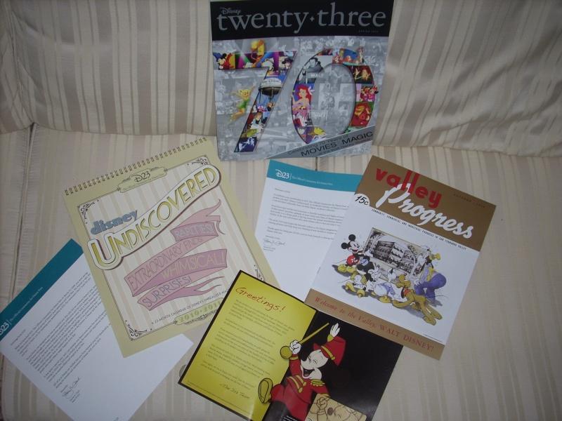 Disney Twenty Three (D23) : le magazine - Page 6 Dscn0515