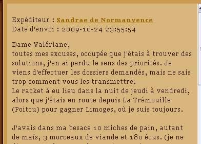 [23/10/57]Brigandage-Rose /Sandrae-Limoges-[EC] 24-10_12
