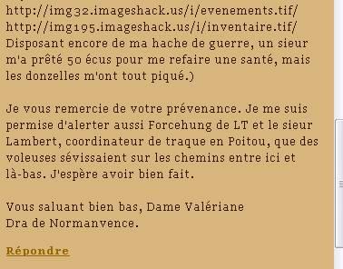 [23/10/57]Brigandage-Rose /Sandrae-Limoges-[EC] 24-10_13