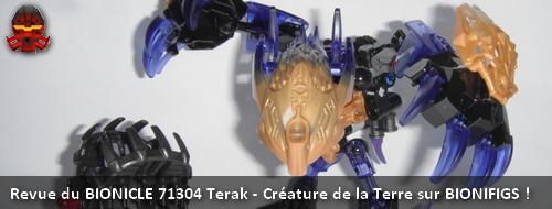 [Revue] BIONICLE 71304 : Terak, Créature de la Terre Terak10