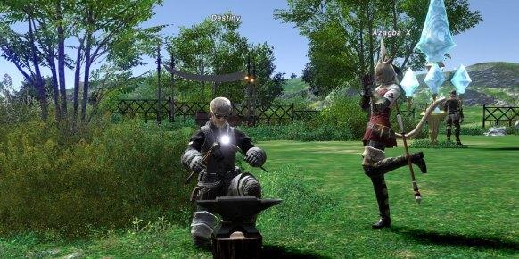 Avance: Final Fantasy XIV Final_11